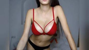 video of Red Bra. Then Perfection.